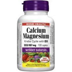 WN Calcium, Magnesium + vit. D3 100cps