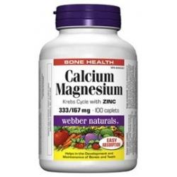 WN Calcium, Magnesium + Zinek 100cps