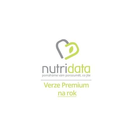 Roční premiová verze WK na NutriData.cz