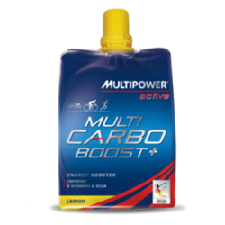 Multi Carbo Booster Plus Pomeranč 100ml