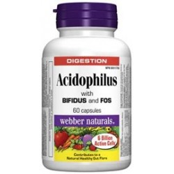 WN Acidophilus s Bifidus 60cps