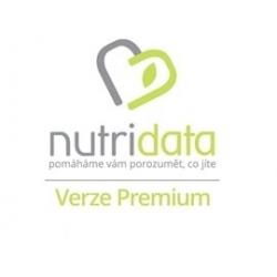 Měsíční premiová verze WK na NutriData.cz