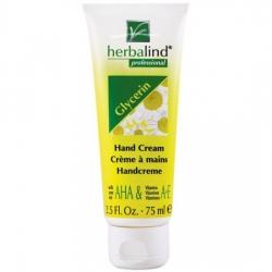 Herbalind krém na ruce s Glycerinem a Silikonem 75 ml