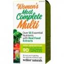 Webber Naturals Kompletní Multi pro ženy EXTRA SILNÉ 90cps