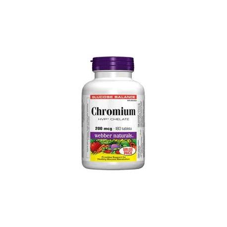 WN Chromium Chelate 200mcg HVP 60tbl