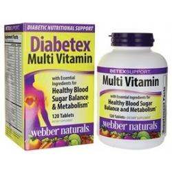 WN Diabetex 120cps