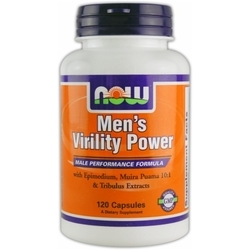 NOW Men´s Virility Power 60tbl