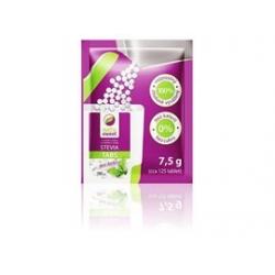 Natusweet Stevia TABS - sáčky 125 tablet (7,5 g)